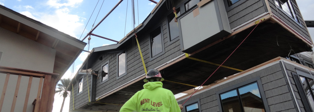 Modular & Mobile Installation & Relocation - Bent Level
